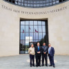 Firman convenio de colaboración Conalep Tamaulipas con Texas A&M International University