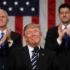 Trump se alista para dar informe anual