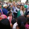 Comparten más de 3 mil personas Rosca de Reyes 2018