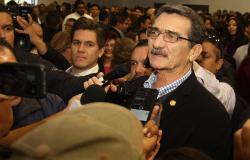 Ofrece Rector José Suárez bienvenida a estudiantes de la UAT