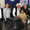 Agradecen Gómez Farías, Llera y Ocampo apoyo del Gobierno del Estado empleando familias