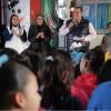 Entrega Oscar Almaraz 2 comedores escolares