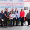 REALIZA DIF QUINTA ENTREGA DE APOYANDO TU FUTURO… DIF Reynosa