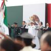 Conmemora Gobernador Día de la Bandera