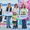 DIF Tamaulipas abraza familias de comunidades rurales