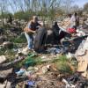 Colaboran a saneamiento voluntarios, empleados y familiares de la SOPDUMA