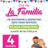 Festejará Gobierno Municipal Día de la Familia