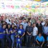 Celebran miles de tamaulipecos el Día Nacional de la Familia