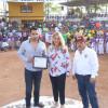 Inauguró Maki Ortiz torneo de la Liga Niños Héroes