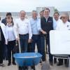 Construyen Gobierno de Tamaulipas y Club Rotario Internacional, cuarto frío para Banco de Alimentos