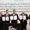 Acuerdan Gobierno de Tamaulipas y FEPADE blindar elección en Tamaulipas