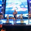 Disfrutan más de 13 mil personas con la Alcaldesa la actuación de la Banda El Recodo.