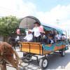 Recorren con Maki 170 jinetes la ruta de la Fundación de Reynosa