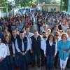 SEBIEN y Club Rotario clínica dental en la escuela primaria El Arenal.