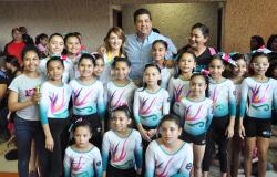 Avanzan gimnastas al Campeonato Nacional clasificatorio