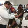 Respalda y orienta a repatriados el Instituto Tamaulipeco para los Migrantes.