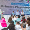 Tamaulipas tendrá la primera playa incluyente en el Golfo de México
