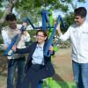 Gobierno del Estado y Sebien entrega equipo deportivo en la frontera chica