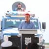 Entrega gobernador Unidades Tácticas Mamba y Patrullas para Policía de Proximidad en Ciudad Victoria
