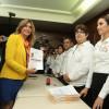 Maki Ortiz se registra como candidata a la alcaldía de Reynosa