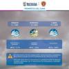 La Coordinación de Protección Civil y Bomberos, informa