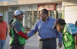 La Presidencia Municipal de Oscar Almaraz Smer celebró el 1ro de Mayo