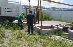 Atención efectiva de COMAPA en brote de aguas negras en Campanario