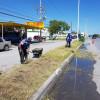 Pide Tránsito Municipal  Reynosa respetar áreas delimitadas en avenidas
