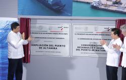 Reconoce Gobierno del Estado acciones de SEMAR por seguridad en Tamaulipas.