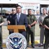Despliegan Gobierno de Tamaulipas y 7 agencias federales estadounidenses esfuerzo inédito contra la delincuencia en la frontera