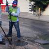 Limpia COMAPA líneas de drenaje y mejora servicio