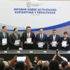 Rinde informe de actividades fiscal anticorrupción