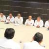 Rector y directores dan seguimiento al Plan de Desarrollo de la UAT