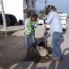 Basura y grasa obstaculizan servicio de drenaje