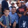 Proporcionan SEDENA y Gobierno de Tamaulipas servicios médicos y atención social a residentes de Méndez