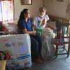 Entrega DIF Tamaulipas dotación Sin Limites a familias en condición de vulnerabilidad.