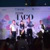 Disfrutan cerca de 4 mil personas Festival Del Taco y Festival Algarabía