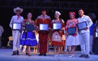 Ganan más de 90 mil pesos en el  Concurso Nacional de Huapango