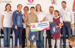 Apoya el DIF Tamaulipas a las familias en el regreso a clases