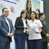 Entrega DIF Tamaulipas nueva generación de Licenciados en Terapia Física