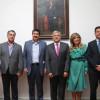 AMLO y gobernadores acuerdan reducir ISR en frontera norte