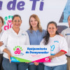 """""""Familias de Tamaulipas nos motivan para recorrer cada rincón del estado"""" Mariana Gómez."""