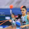 Tamaulipeca hace historia con México en Mundial de gimnasia.