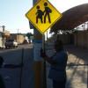 Soluciona Municipio señalización de vialidades