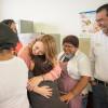 Mariana Gómez inaugura desayunador y entrega equipamiento a 16 escuelas de educación básica.