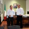 Firman convenio interinstitucional ITEA y COBAT.