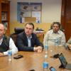 Sostiene reunión de trabajo titular de SEBIEN con secretario de Desarrollo Social y Humano del Estado de Guanajuato.