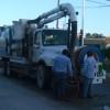 Con limpieza y sondeo mejora servicio de drenaje en Reynosa