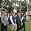 Golfistas nacionales y extranjeros participan torneo que se realiza en Tampico.