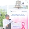 Vencen el cáncer y tocan Campana de la Victoria en Tamaulipas.